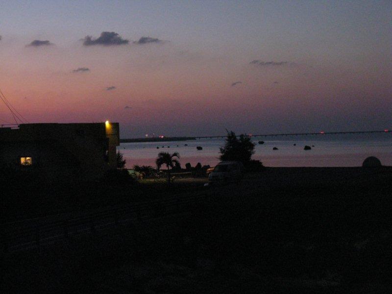 いなうの郷からの夕景IMG_0506