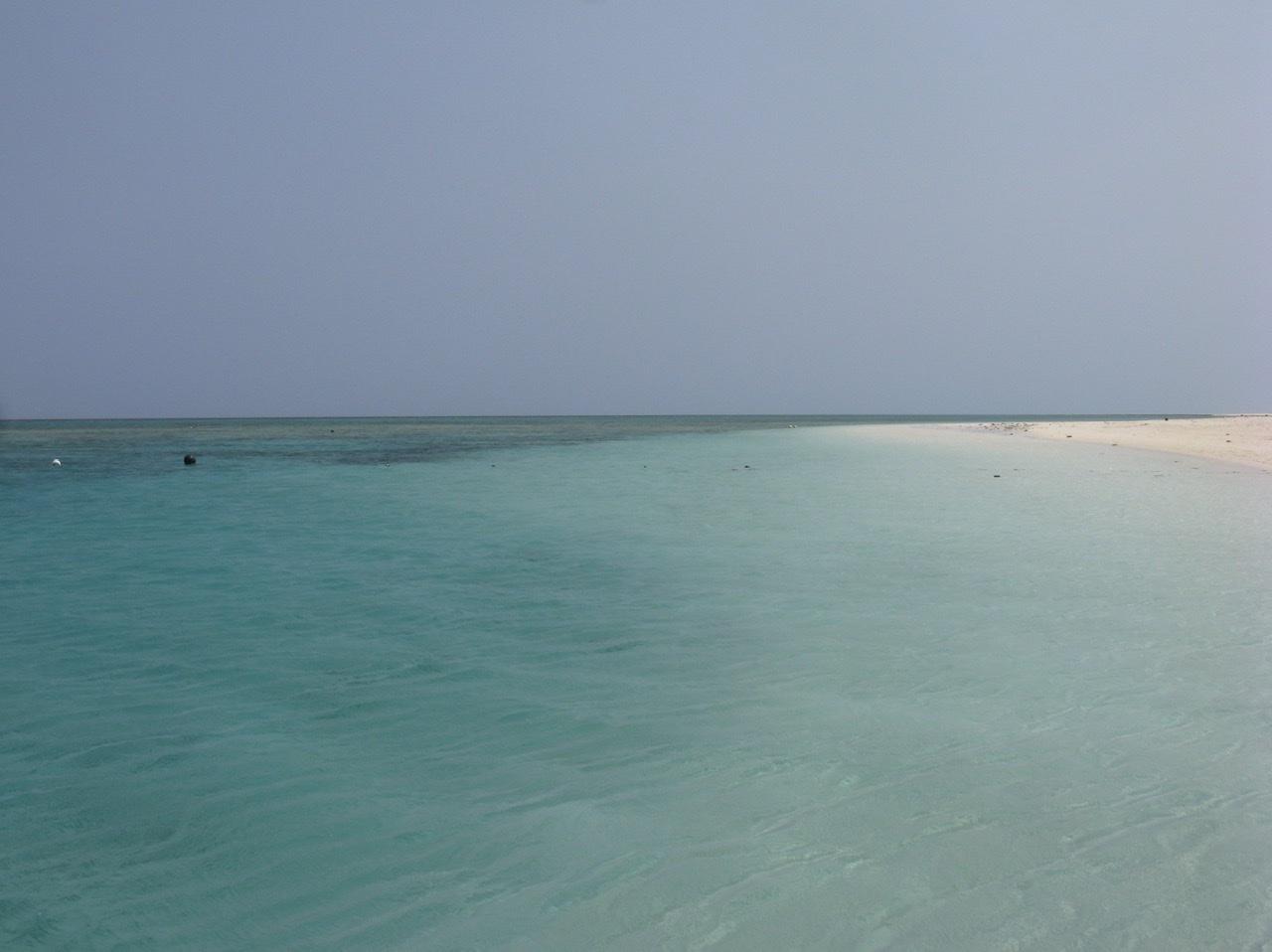 久米島はての浜