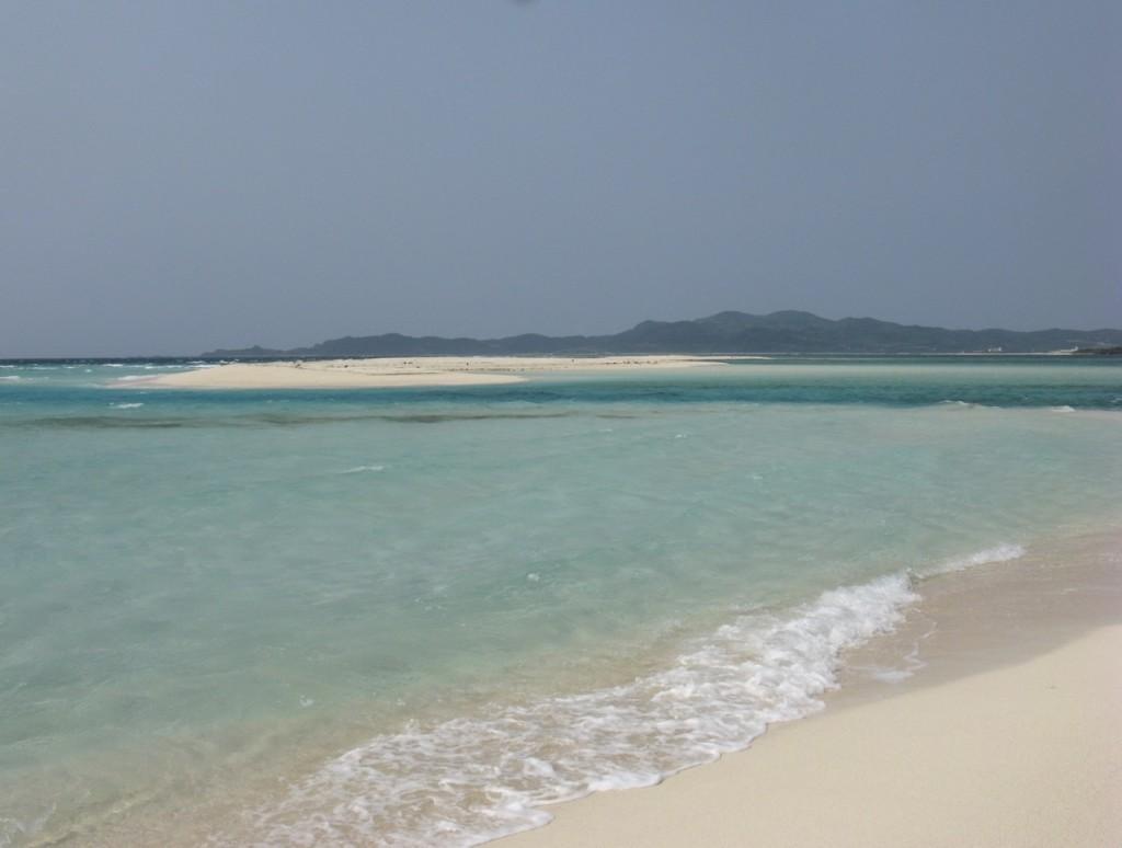 久米島はての浜 B09EA5A2-4A43-4261-9F0A-22A525AFA77F