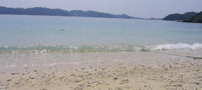 座間味島4月のビーチ106_0668