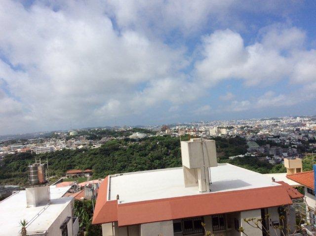首里城付近の公園からの眺めIMG_2450