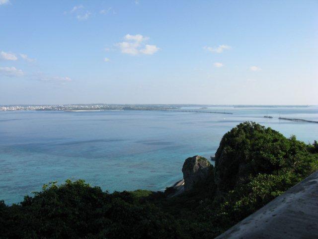 伊良部大橋仮桟橋2IMG_0430