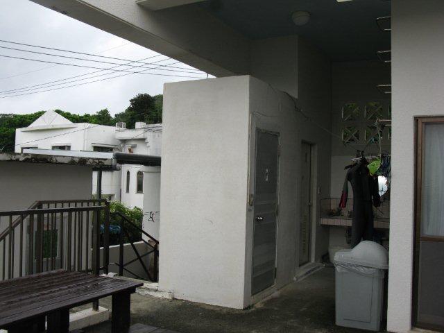 名平良 トイレまわりIMG_5076