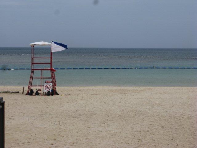 ぎのわんビーチIMG_5589