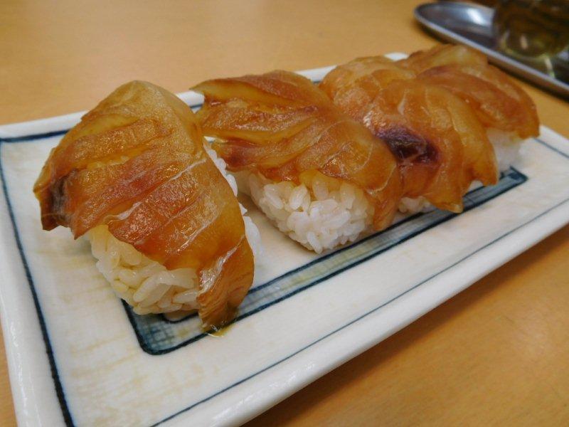 いずしち丸 べっこう寿司