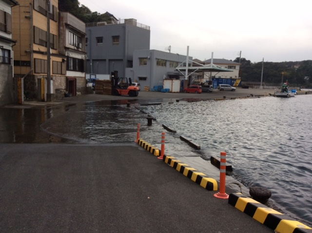伊豆大島 波浮港