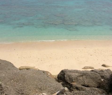 久高島 海